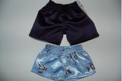 MØNSTER: Bukser og shorts med elastik i taljen