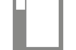Hvid (sengesæt op til 70 cm.)