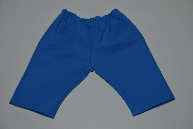 Blå bukser