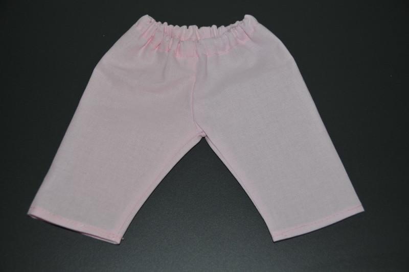Lys rosa bukser