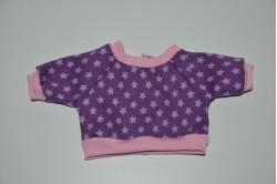 Lilla trøje med stjerner