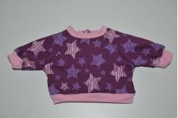 Lilla trøje med glimmer